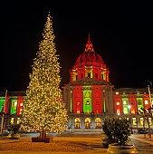 San Fransisco City Hall; Bing Images