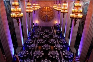 The Hall of State at Fair Park; Bing Images Dallas