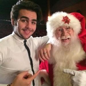 ignazio and santa smaller
