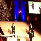 theilvoloversmx Il Volo Performs at Etihad Gala San Francisco