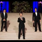 photo by Todd Johnson Il Volo performs Etihad Gala San Franciso