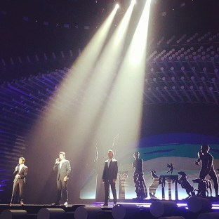@eurovision Final Performance Eurovision - 2015