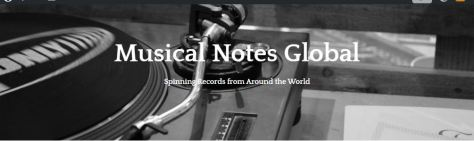 Musical notes Global