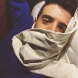 @barone_piero Buonanotte Piero - good night Albany NY sleeping bus