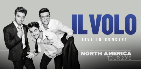 Il Volo Music Website