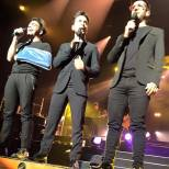 @dianeshowich2 Il Volo in harmony - Ft. Myers FL 3/8/16
