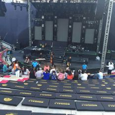 @amfoteatroadn LatinoAmerica Tour 2016 Santo Domingo