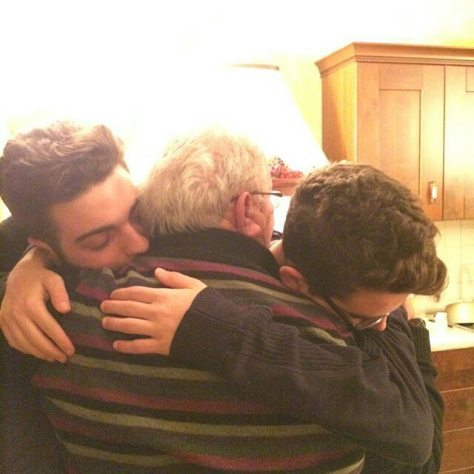 GGErnie w grandpa