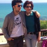 pieromom Piero and Mom, Eleonora
