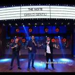 The Noite2 performing 5/6/16 Brazilian TV program
