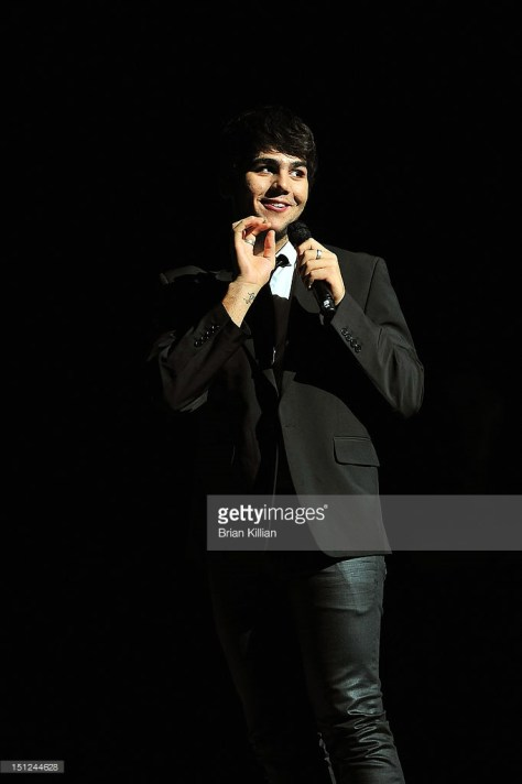 <> at Beacon Theatre on September 4, 2012 in New York City.