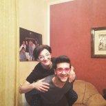 Pieromom Piero and his Mom5/14/17