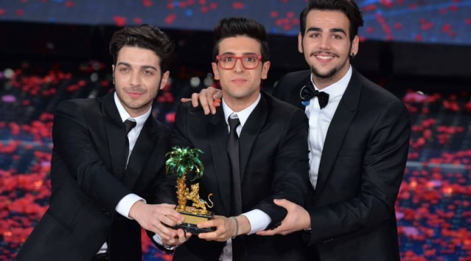 SANREMO 2015, HISTORY OF A VICTORY by Daniela