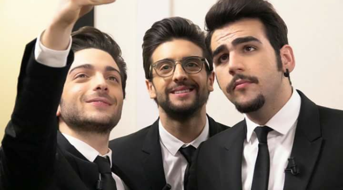 IN THE WORLD WITH IL VOLO 2010-2017,  by Daniela