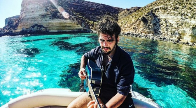 Happy 24th Birthday, Ignazio!