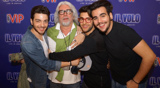 IL VOLO, ALL THE NEWS by Daniela