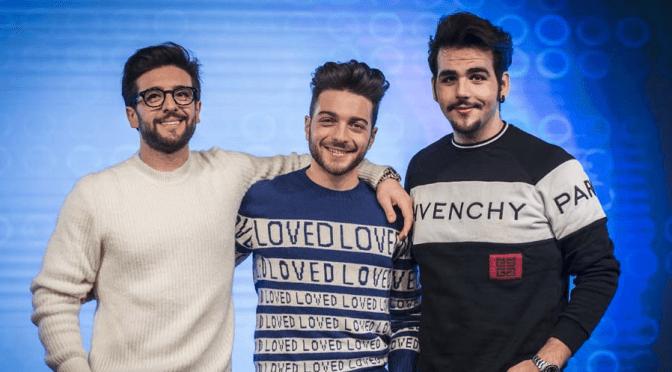 SANREMO ITALIAN WITH IL VOLO 2019 by Daniela