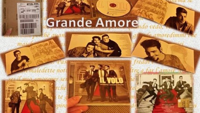 Grande Amore – the wait is over! ~~ By Jana (2015 Archives…)