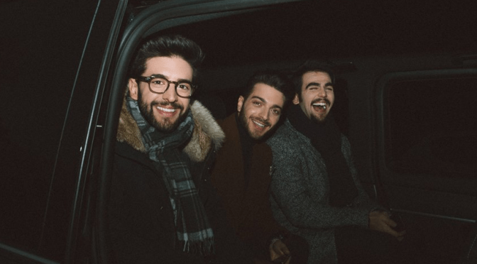 FIRST DATES OF THE ITALIAN TOUR by Daniela