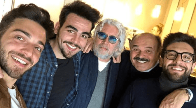 EATALY AND IL VOLO by Daniela
