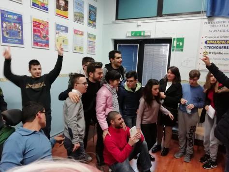 Gianluca School 11