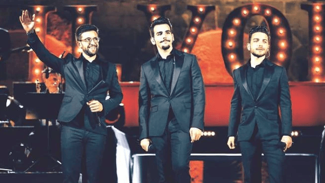 Il Volo Tour 2020.They Say Of The First Concert Of Il Volo By Daniela Il