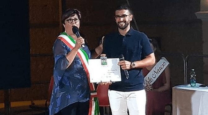 NARO, AN AWARD FOR PIERO by Daniela