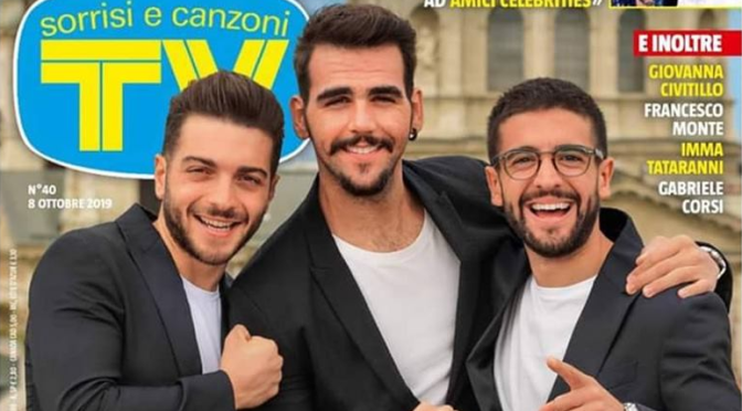 IL VOLO on SORRISI E CANZONI TV by Daniela