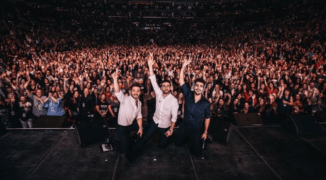 IL VOLO WORLD TOUR: ORLANDO and FORT LAUDERDALE by Daniela