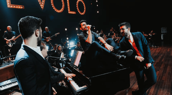 GIANLUCA NEW APPEAL – IL VOLO WORLD TOUR: SAN JOSÉ and SAN RAFAEL by Daniela