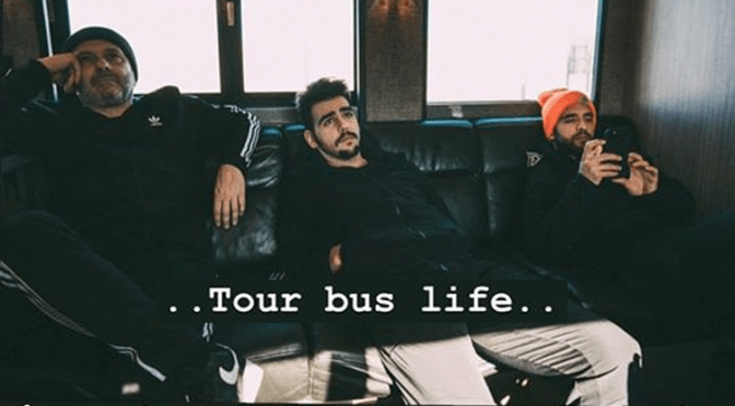 VITA DA BUS (Life by Bus) Part 1 by Daniela