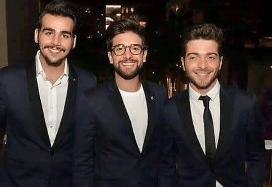 IL VOLO, FROM MAURA'S EYES – part 1 by Daniela