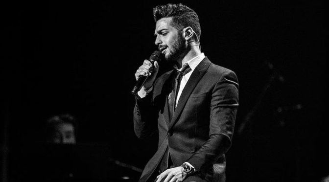 GIANLUCA: THE VOICE by Daniela