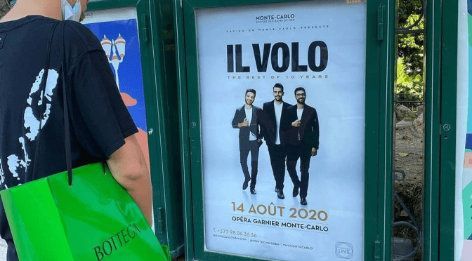 WHERE ARE THE THREE OF IL VOLO? by Daniela