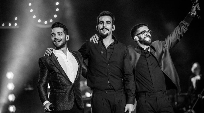 "Il Volo and ""Scena Unita"" by Daniela"