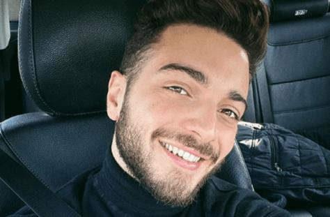 Gianluca smiling