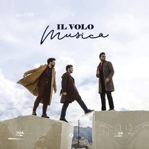 Over of the IL VOLO MUSICA CD