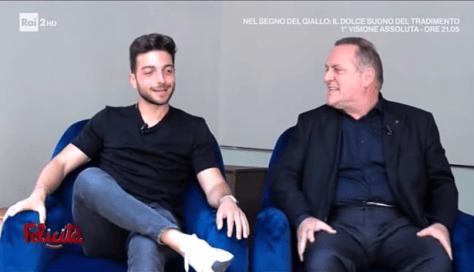 Gianluca and Pascal