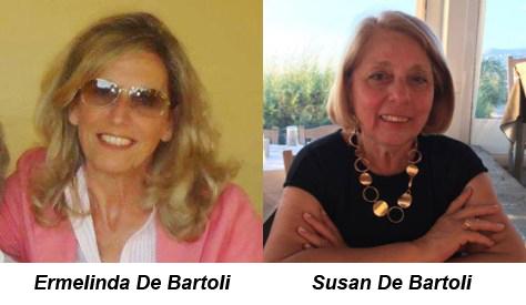Ermelinda and Susan De Bartoli