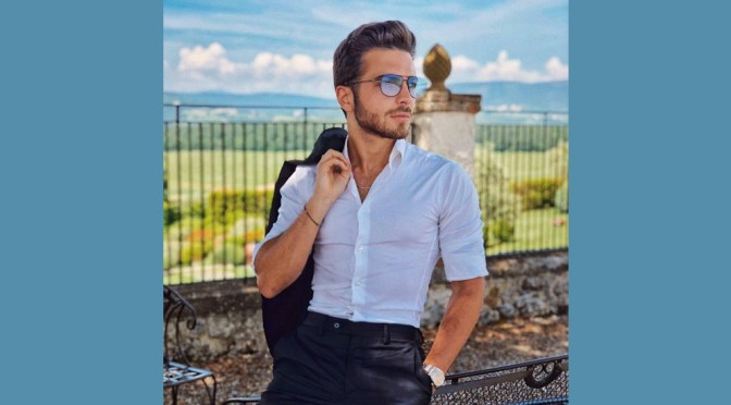Gianluca Shares His Amazing Voice