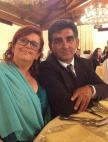 Ignazio's parents, Caterina and Vito