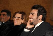 Left to right: Vito, Caterina and son, Ignazio