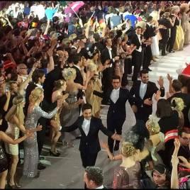 @alessiosangiacomo - entering the concert hall Eurovision -2015