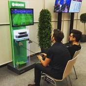 @nrkmgp Piero and Ignazio - video soccer - Vienna - 2015