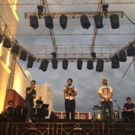Cultrua Campeche Facebook rehearsal for Campeche Concert - Mexico Dec. 20, 2015