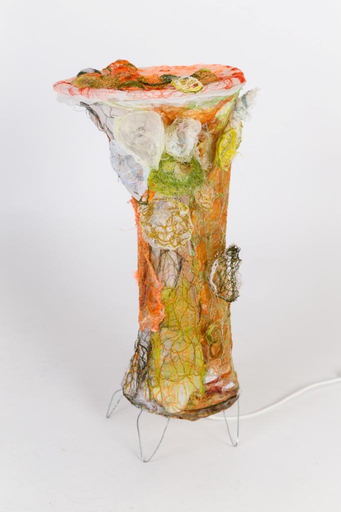 Tekstil lampe sæt