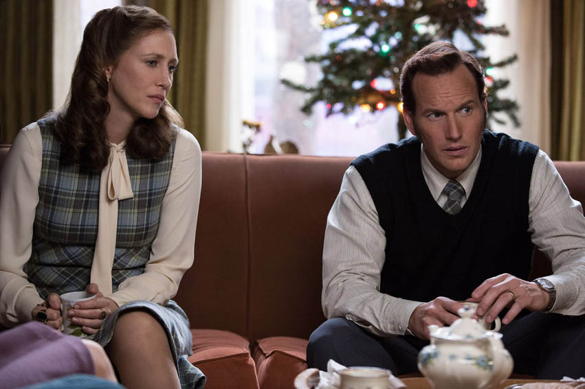 The Conjuring 2 (2016) Il caso Enfield