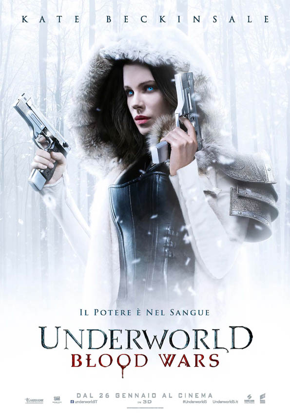 Underworld: Blood Wars (2016) Pària dei vampiri