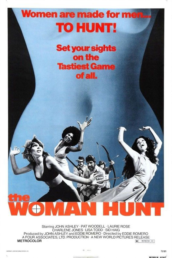 The Woman Hunt (1972) A caccia di donne