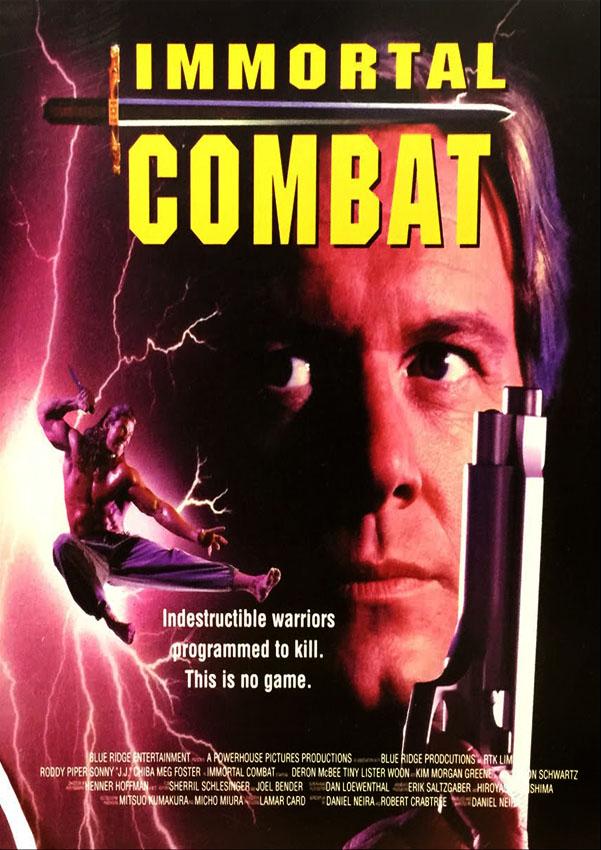 Immortal Combat (1994) Nati per uccidere
